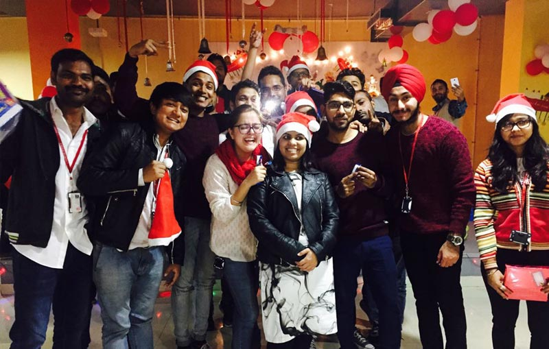 PFAMES Christmas Celebration With Student