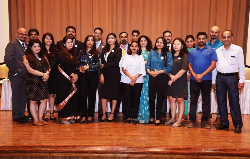 PFAMES Delhi Seminar With Management Team