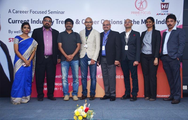Seminar at Hi Tech Academy