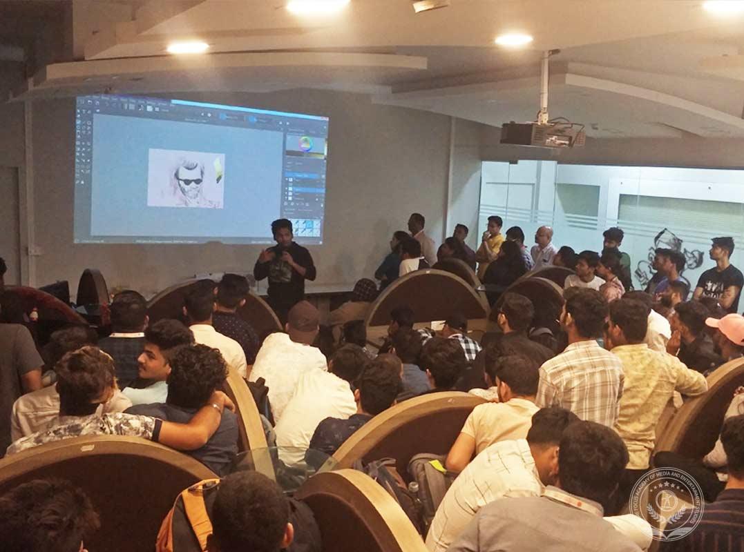 Digital Arts Workshop XP Pen Events @ PFAMES