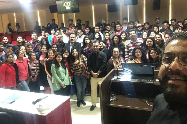 Seminar in Ganga Technical Campus
