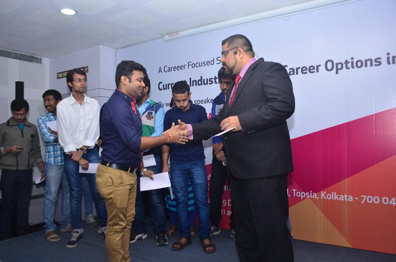 Pfames Arrange Seminar in Hitech College