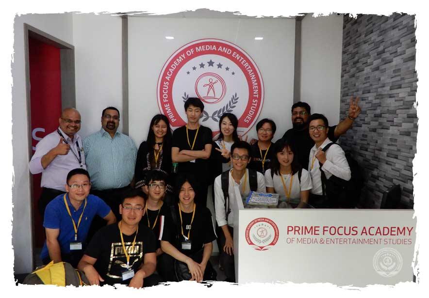 PFAMES Center visit