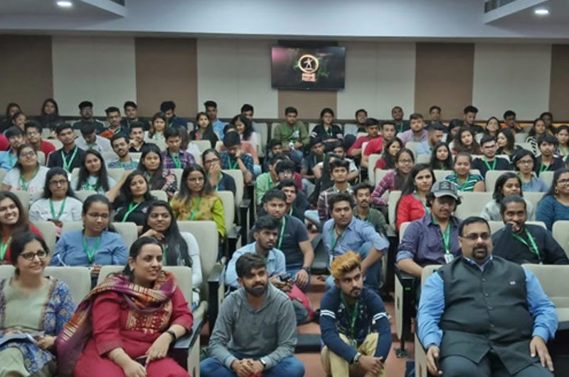 Seminar at KES Mumbai