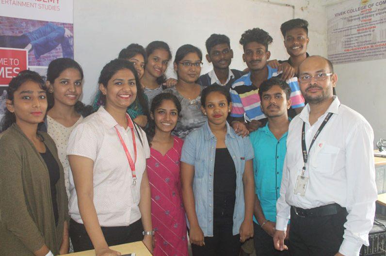 Seminar at Vivek Colloge