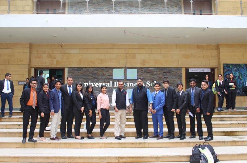 Seminar in Universal Business School