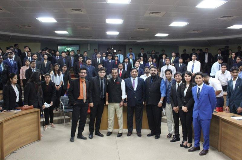 Seminar in Karjat college