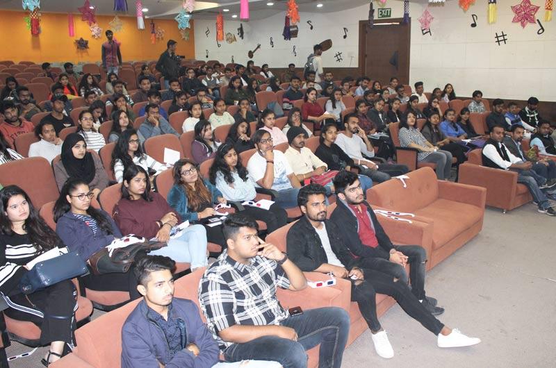 Seminar in Prestige college