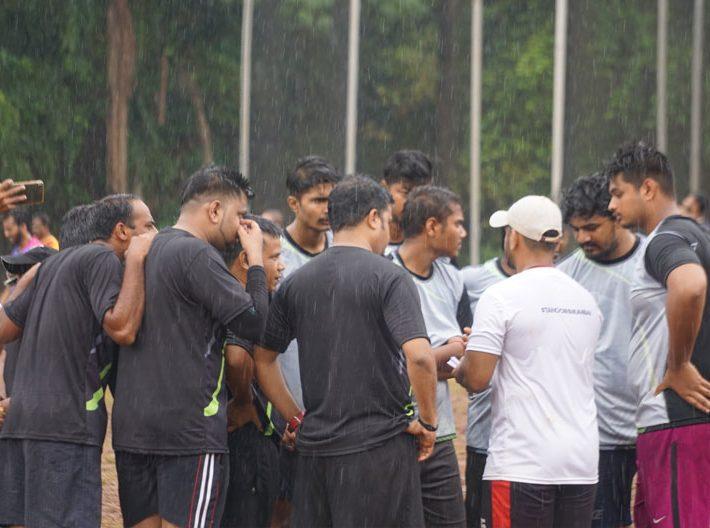 PFAMES League Football Team