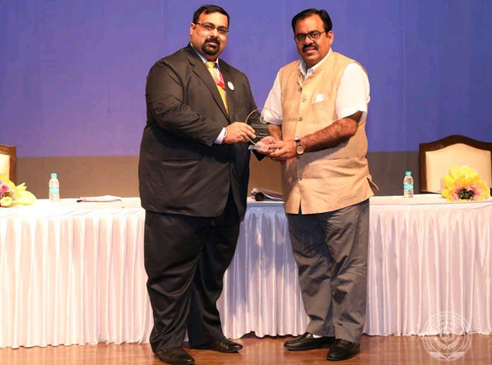 SHRI TARUN CHUGH ALL INDIA BJP SECRETARY FELICITATION BY DIRECTOR ABHISHEK MALHOTRA @ PFAMES