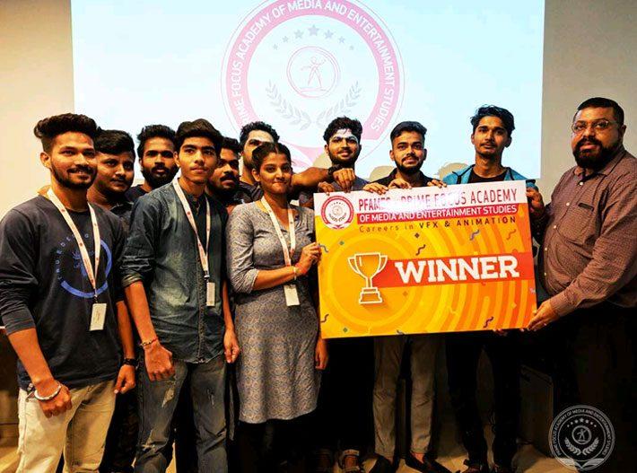 Student winner Short films