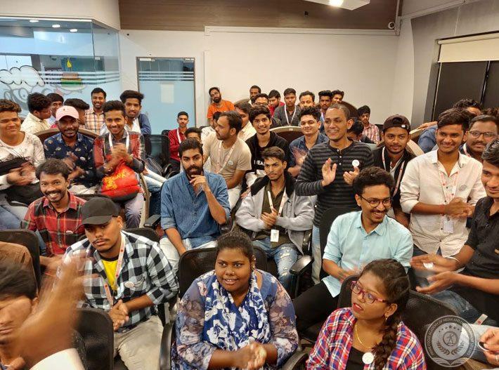 PFAMES arrange XP Pen Workshop