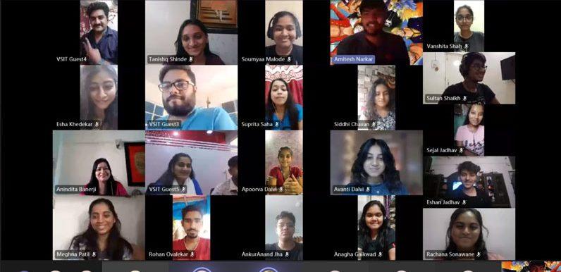 VSIT webinar Student Audience